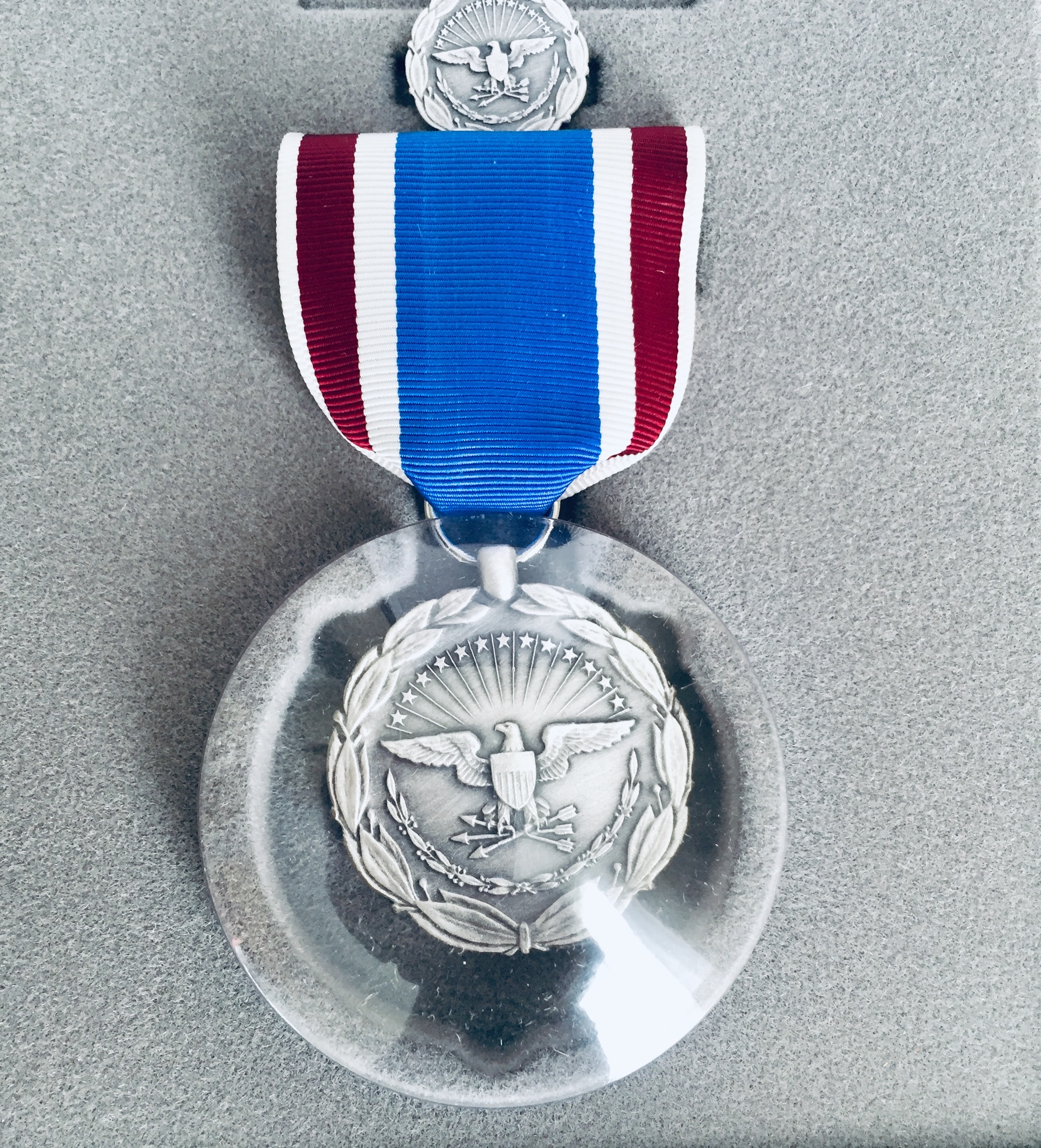 Secretary of Defense Medal for Outstanding Public Service to Michael Patrick Mulroy